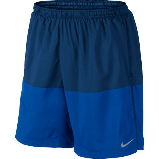 "7"" Distance Treningsshorts Herre 430-BINARY BLUE"