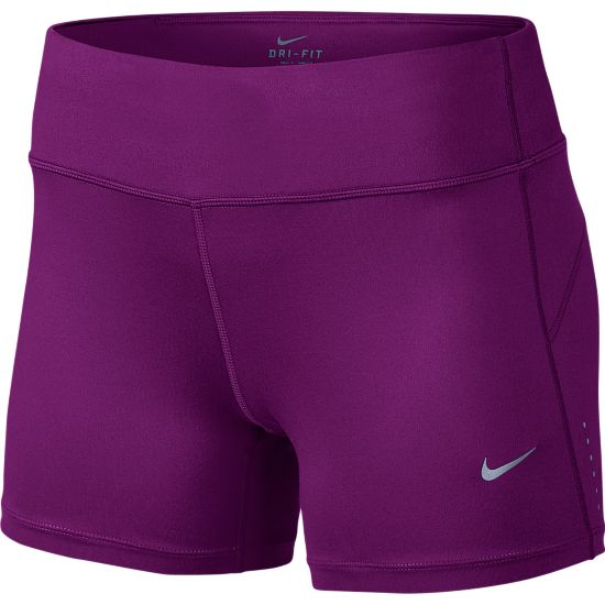 "2.5"" Epic Run Boy Treningsshorts Dame COSMIC PURPLE/R"