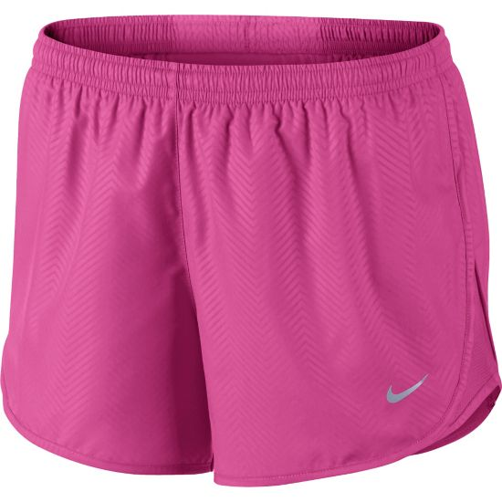 Modern Embossed Tempo Shorts 612-HOT PINK/HO
