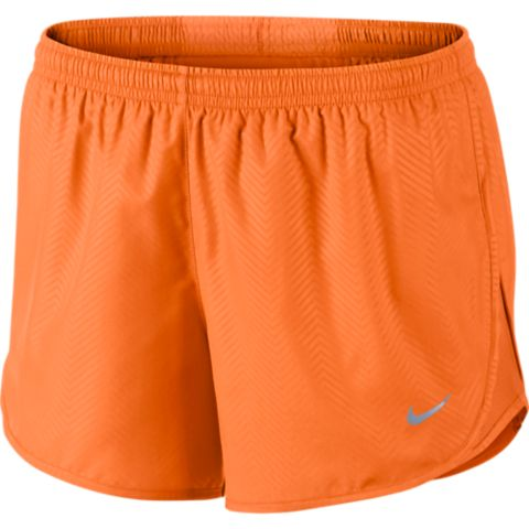 Modern Embossed Tempo Shorts BRIGHT CITRUS/R