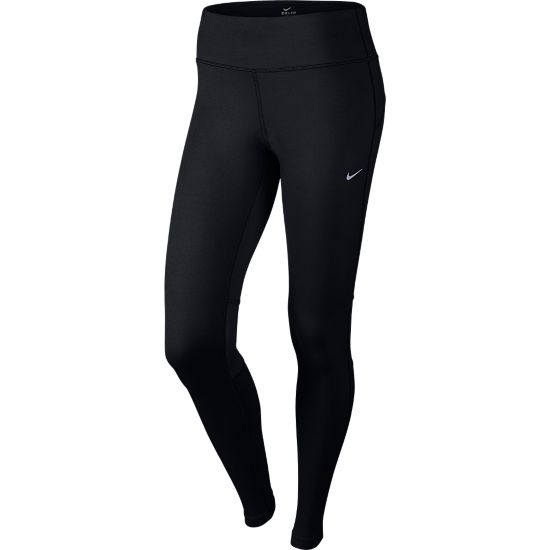 Epic Run Tights Dame BLACK/BLACK/REF