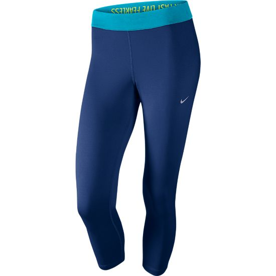 Relay Crop Tights Dame