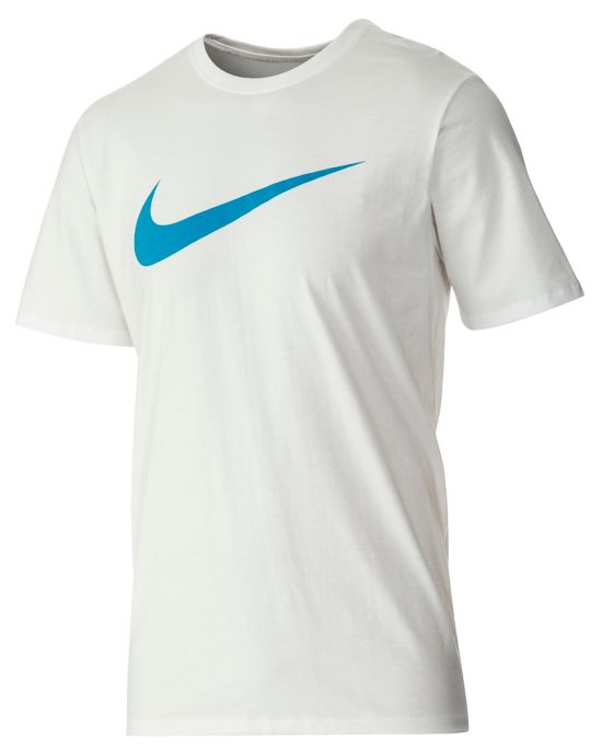 Chest Swoosh T-skjorte Herre