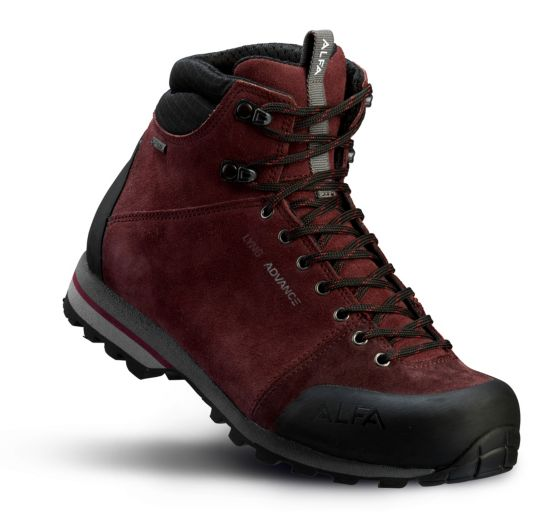 Lyng Advance Tursko Dame PORT RED