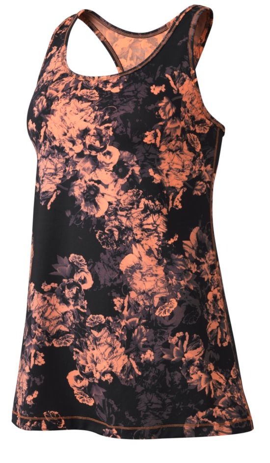 Bloom Loose Racerback Treningstopp Dame