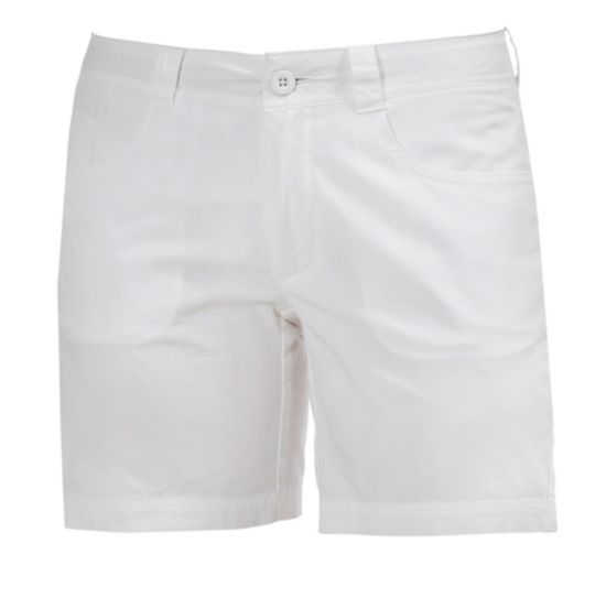 Bermuda Shorts Dame WHITE