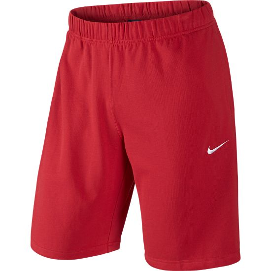 Crusader Shorts Herre UNIVERSITY RED/