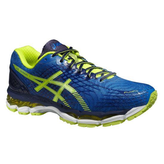 Gel-Nimbus 17 Løpesko Herre ELECTRIC BLUE/F