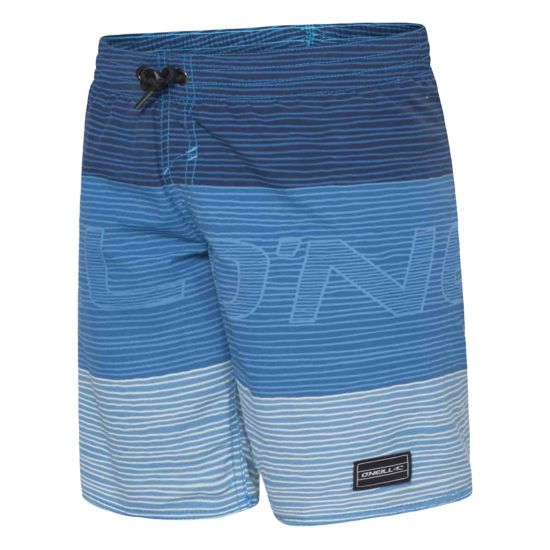 Stack Badeshorts Junior BLUE AOP
