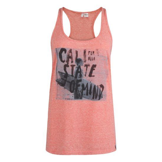 State of Mind Singlet Dame FUSION CORAL