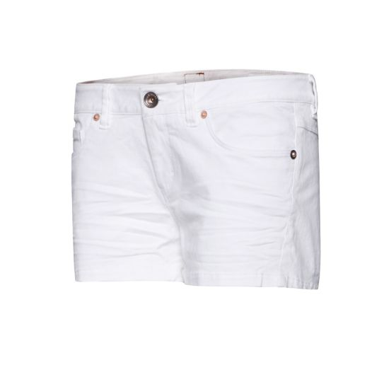 Island Walks Shorts Dame SUPER WHITE
