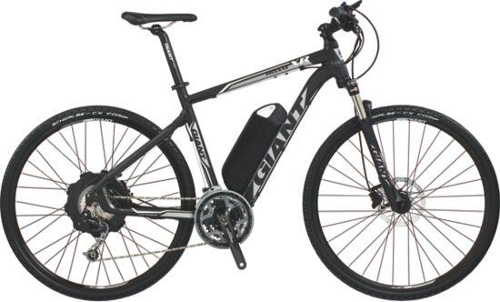 Twist Roam Xr E+ El-sykkel