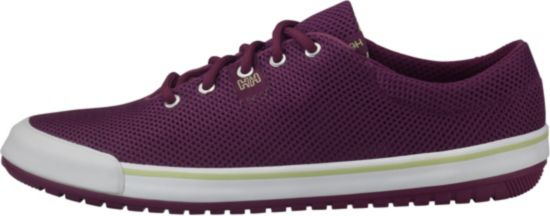 Scurry Low Fritidssko Dame BOYSENBERRY / P