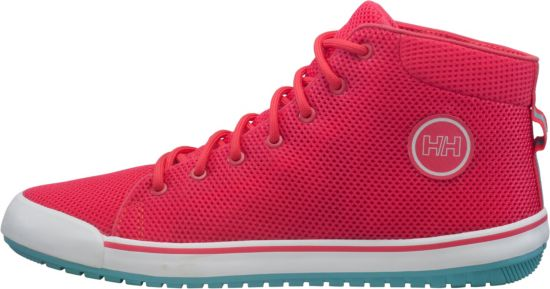 Scurry Mid Fritidssko Dame BERRY PINK / MI