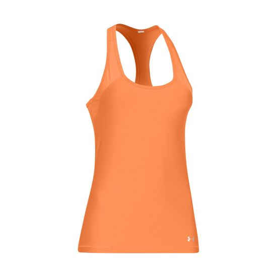 Heatgear Alpha Tank Dame CYBER ORANGE