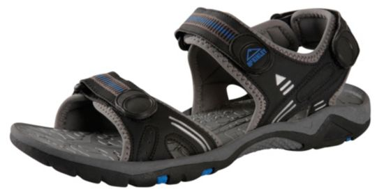 Drawler Sandal Herre NAVY/GREY/BLUE