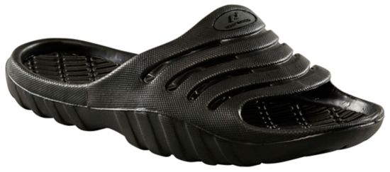 Pamplona Slippers Herre BLACK