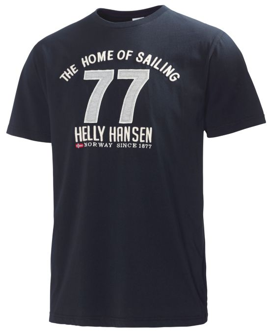 HH 77 T-skjorte Herre
