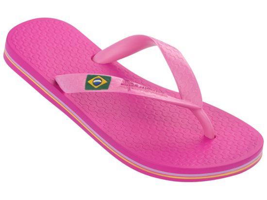 Classica Brasil Flip-Flops Barn/Jr. 22117-BLUE/BLUE