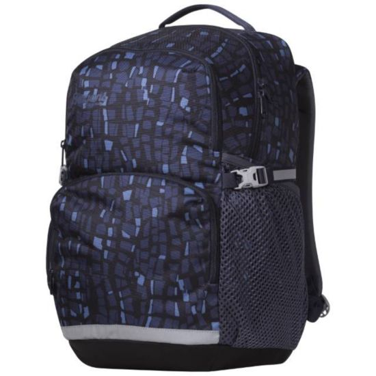 2GO Skolesekk 32L Barn NIGHTBLUE MOSAI