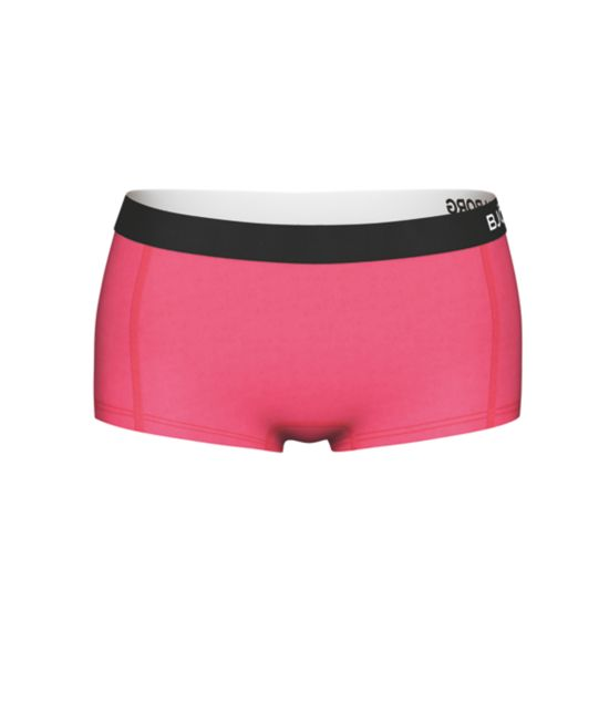 Cotton Street Boxer Dame ROUGE RED