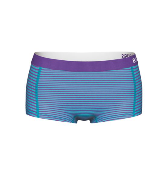 Cotton Street Boxer Dame PEACOCK BLUE