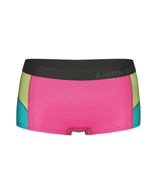 Active Mini Shorts Colour Dame