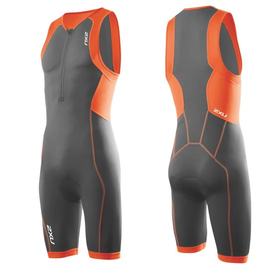 G:2 Active Trisuit Herre CHARCOAL/LOTUS