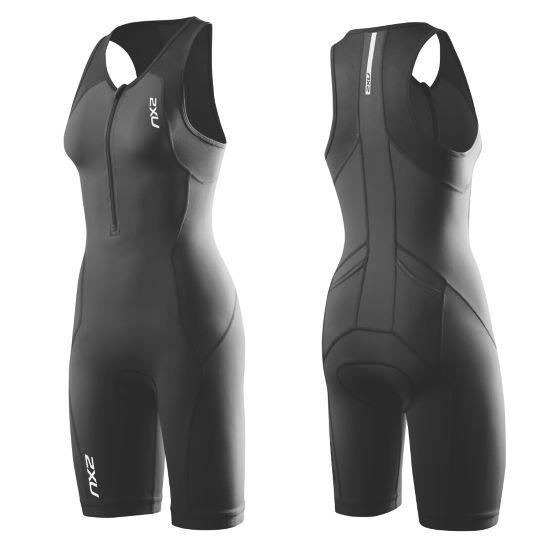 G:2 Active Trisuit Dame BLACK/BLACK