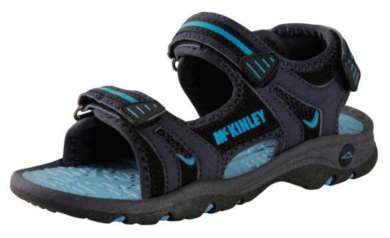 Steel Sandal Jr NAVY/BLACK/BLUE