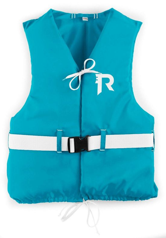 Pop Flytevest Junior TURQUOISE