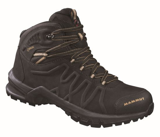 Mercury Mid II GTX® Herre Fjellsko DARK BROWN-WOOD