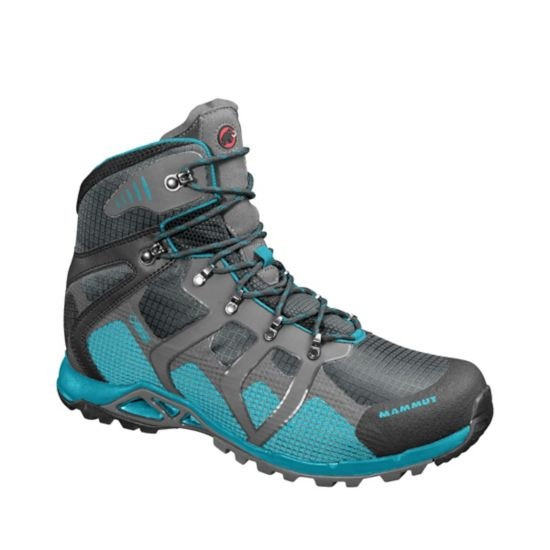Comfort High GTX® Surround Dame Fjellstøler GRAPHITE-PACIFI