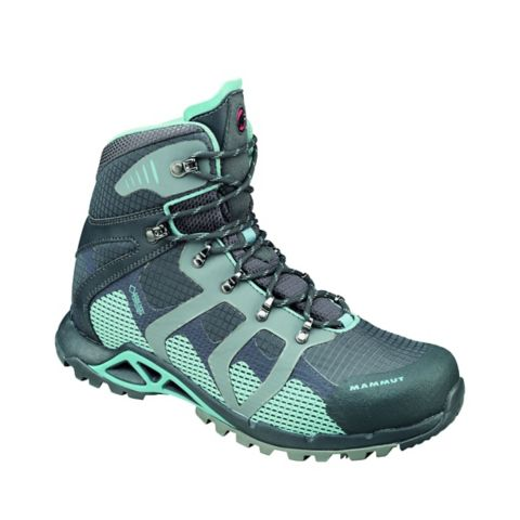 Comfort High GTX® Surround fjellstøvel dame GRAPHITE-AIR