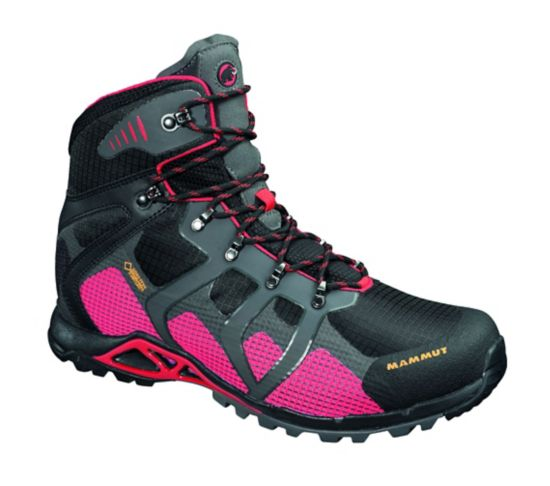 Comfort High GTX® Surround Herre Fjellstøvler BLACK-INFERNO