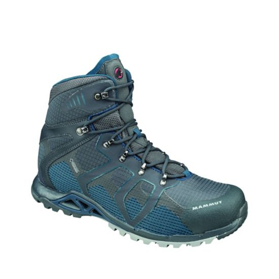 Comfort High GTX® Surround Herre Fjellstøvler GRAPHITE-ORION