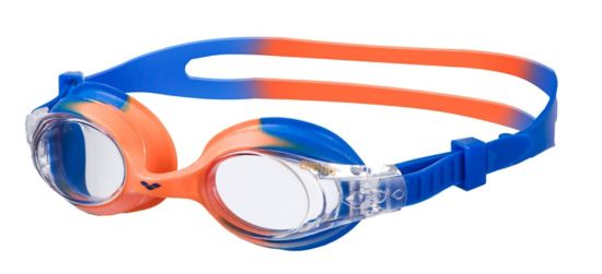 X-Lite Svømmebrille Barn BLUE_ORANGE,CLE
