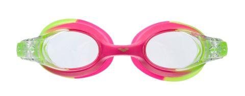 X-Lite Svømmebrille Barn GREEN PINK-CLEA