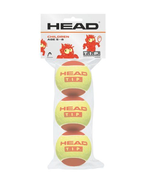 Tennisball For Barn 3pk