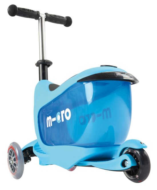 Mini2go Sparkesykkel BLUE