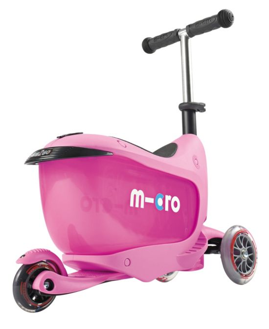 Mini2go Sparkesykkel PINK