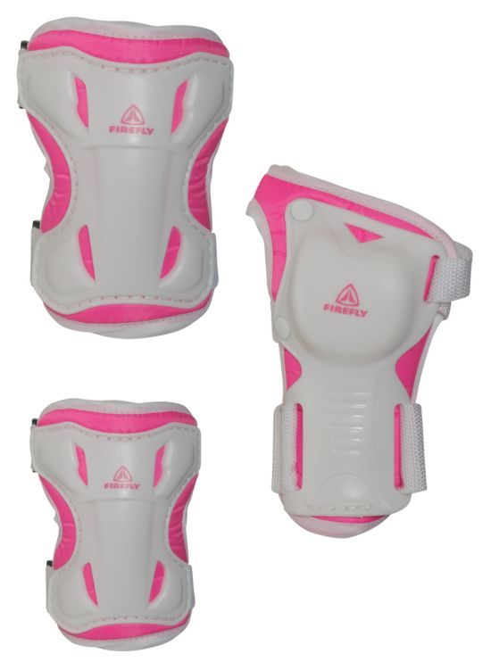 3-Set Leisureline jr. 1.0 WHITE/PINK