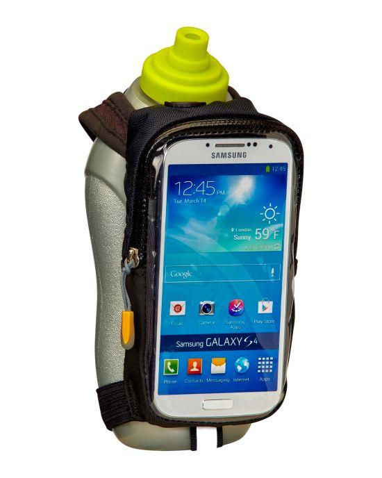 Drikkeflaske+Mobillomme
