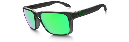 Holbrook Black Ink/ Jade Iridium Polarized