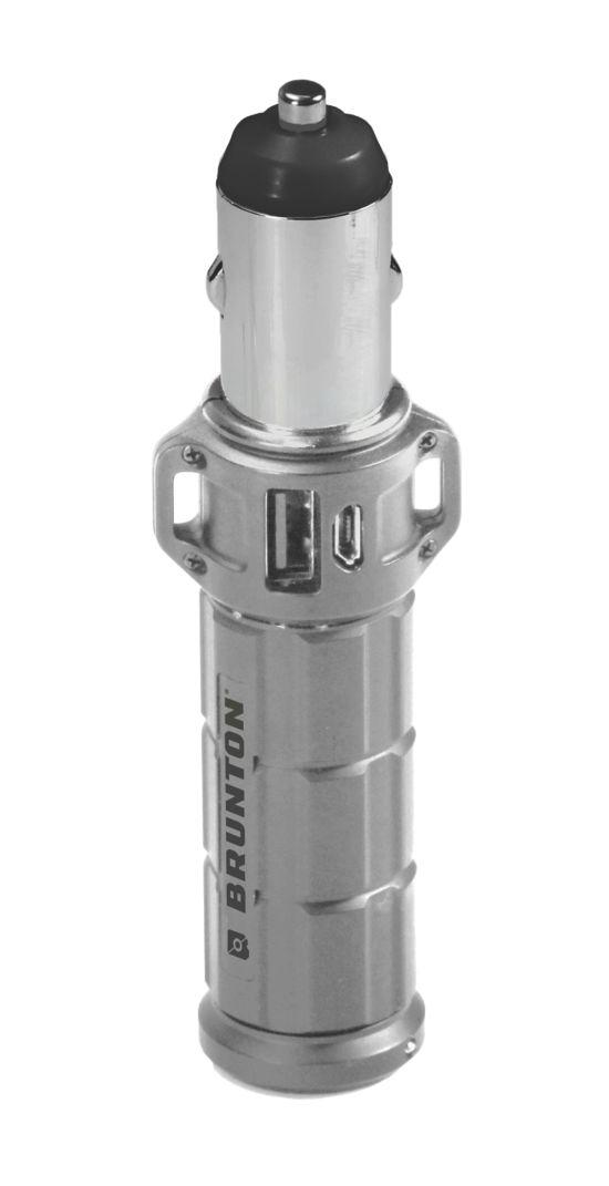 Torpedo - Silver