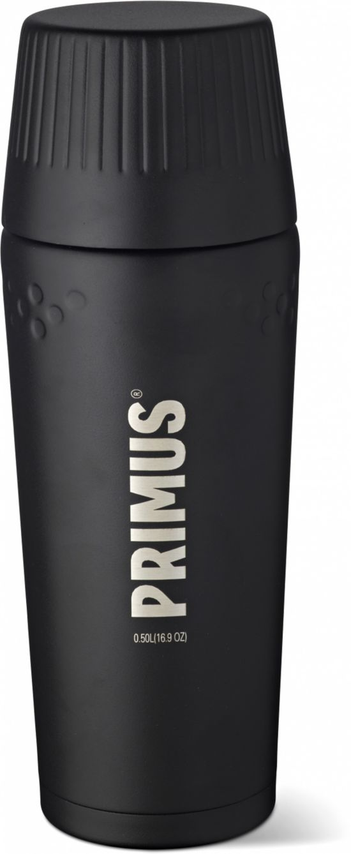 TrailBreak Vacuum Bottle - 0.5L Vakumflaske BLACK