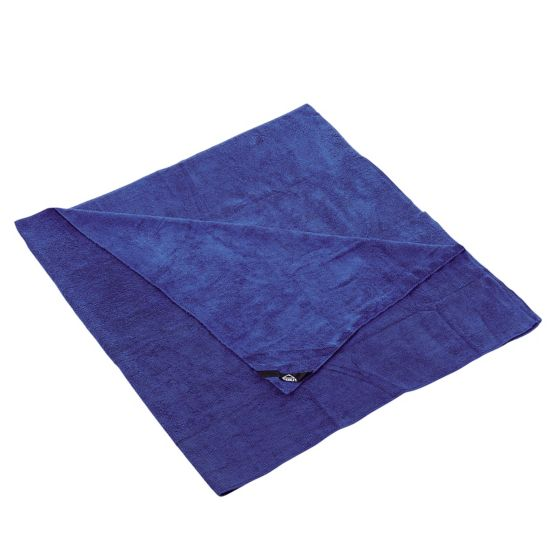 Turhåndkle Microfiber Terry BLUE