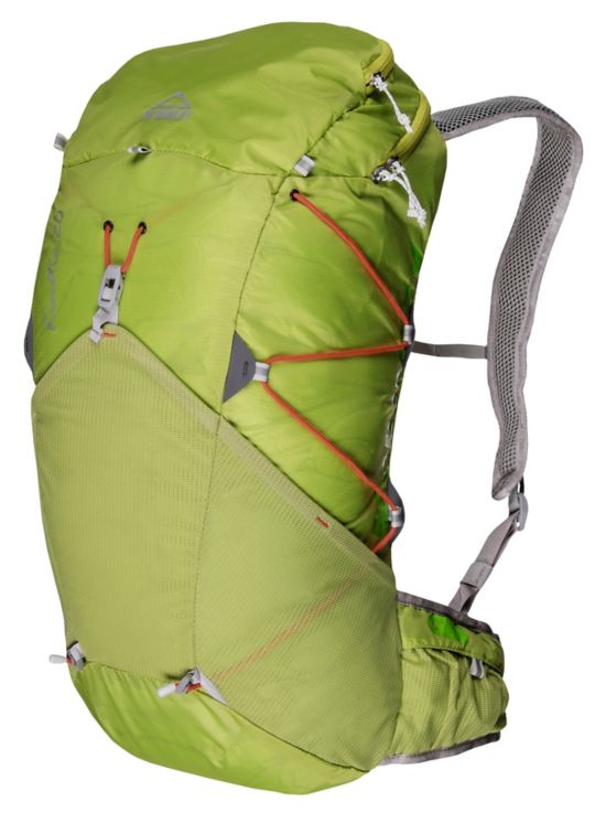 Kinetic 20 Liter Ryggsekk OLIVE LGT/RED