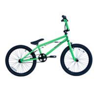 Wildman Jr BMX Neon Grønn