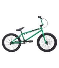 Heavy Hitter BMX Green